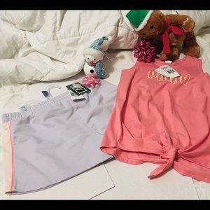 NWT Girls sz xl, Large is sold